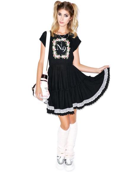 Highland Fling Romantic Dress