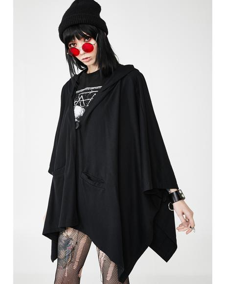 Ill Intentions Hooded Cloak