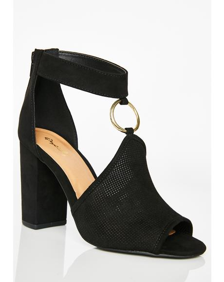 Werk For It O-Ring Heels