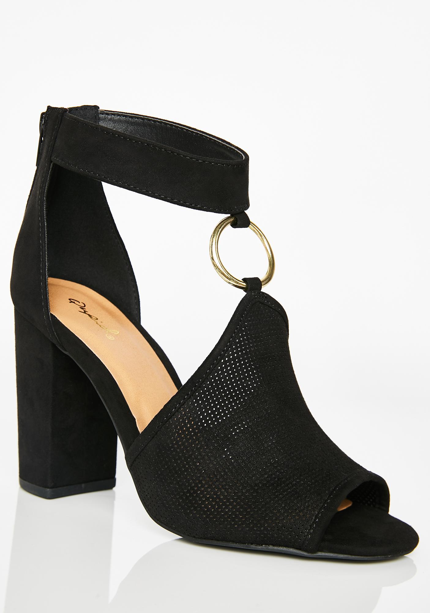 Werk For It O-Ring Heels