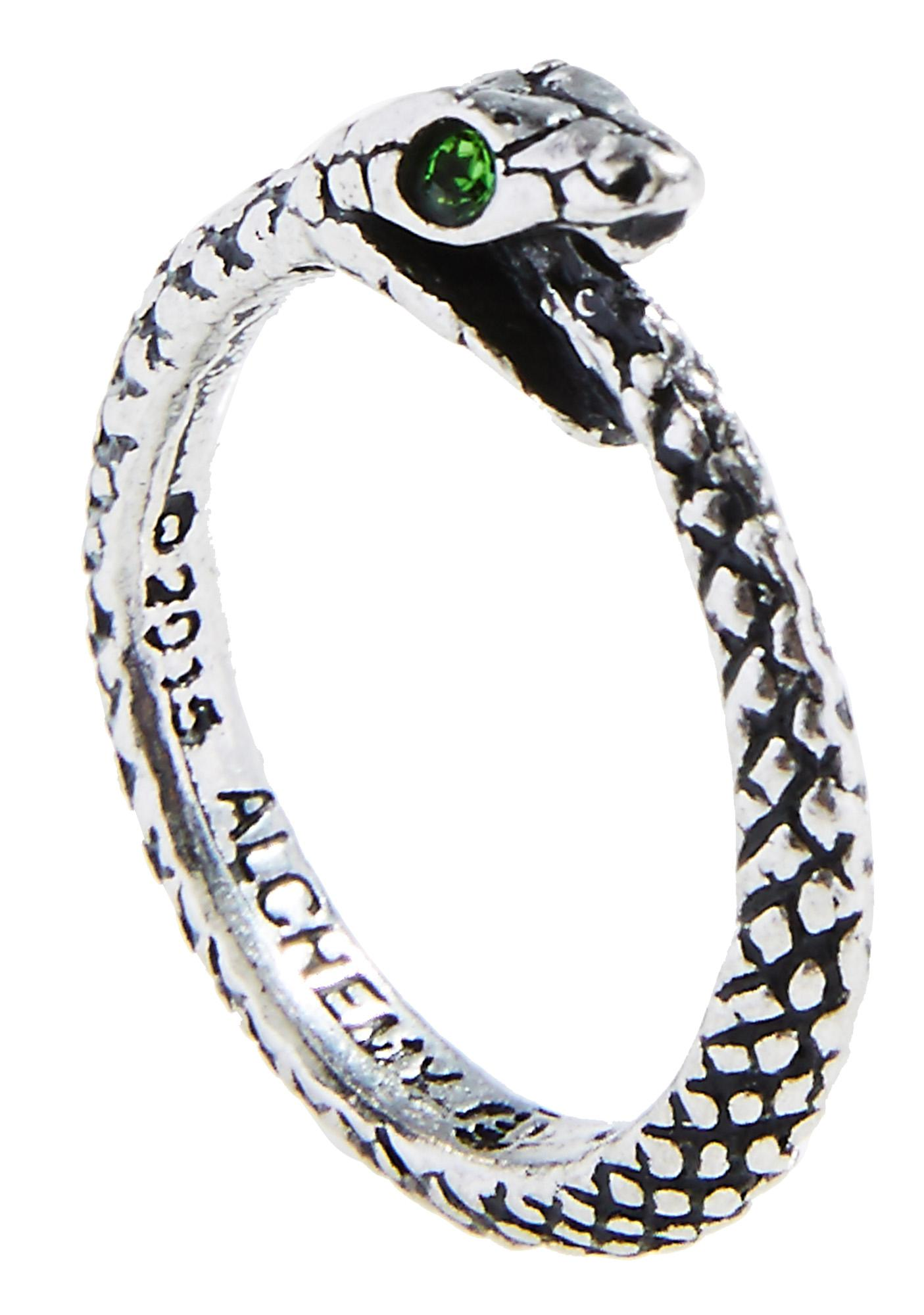 The Sophia Serpent Ring