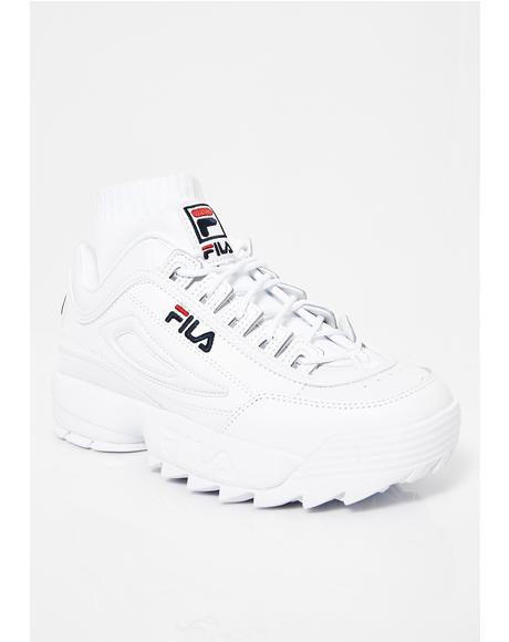 Disruptor Evo Sockfit Sneakers