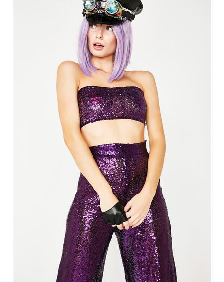 Sinner Sequin Co-Ord