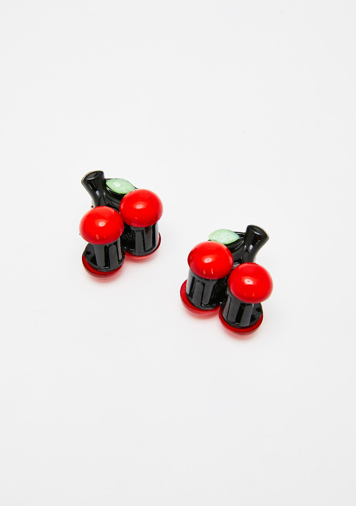 Perfect Match Cherry Clips