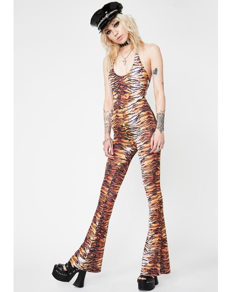 Lethal Weapon Tiger Jumpsuit