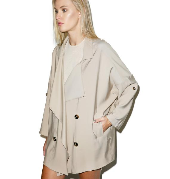 Say Anything Trench Coat