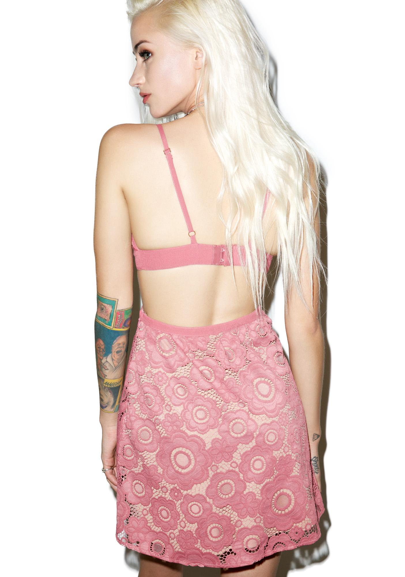 For Love & Lemons Sonya Tank Dress