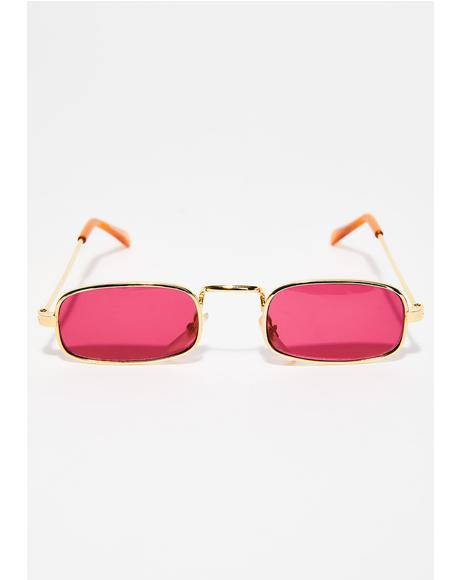 Ruby Throwing Shade Sunglasses