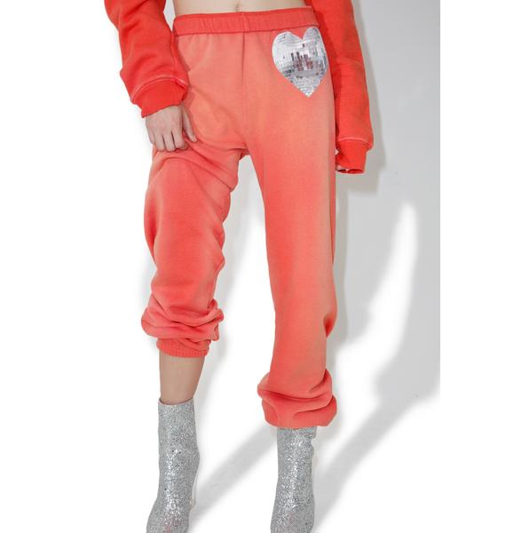 Wildfox Couture My Disco Easy Sweats
