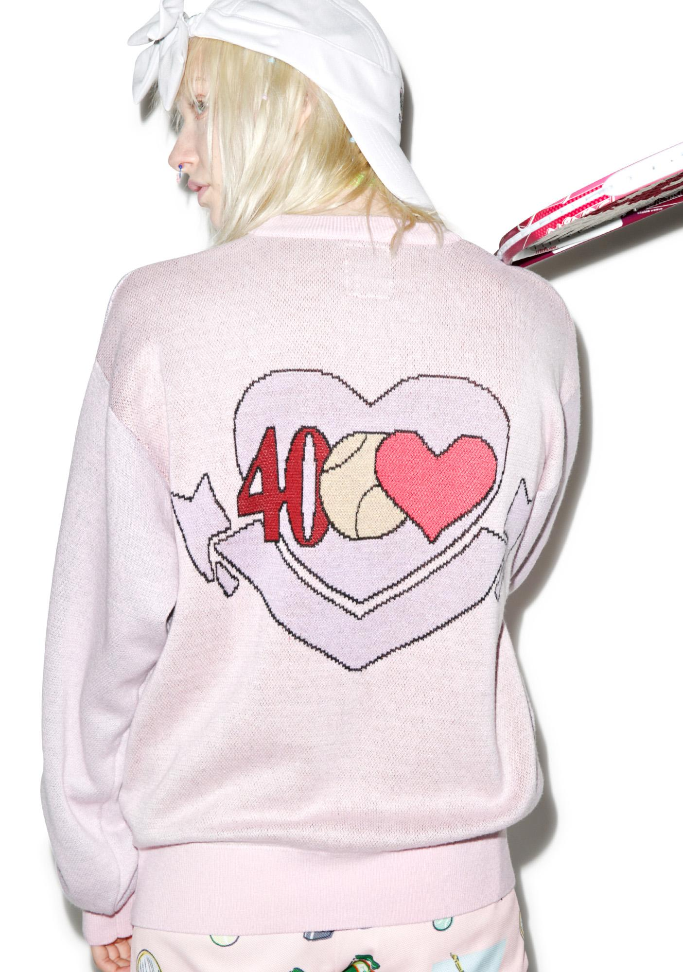 Joyrich 40Love Knit Crew
