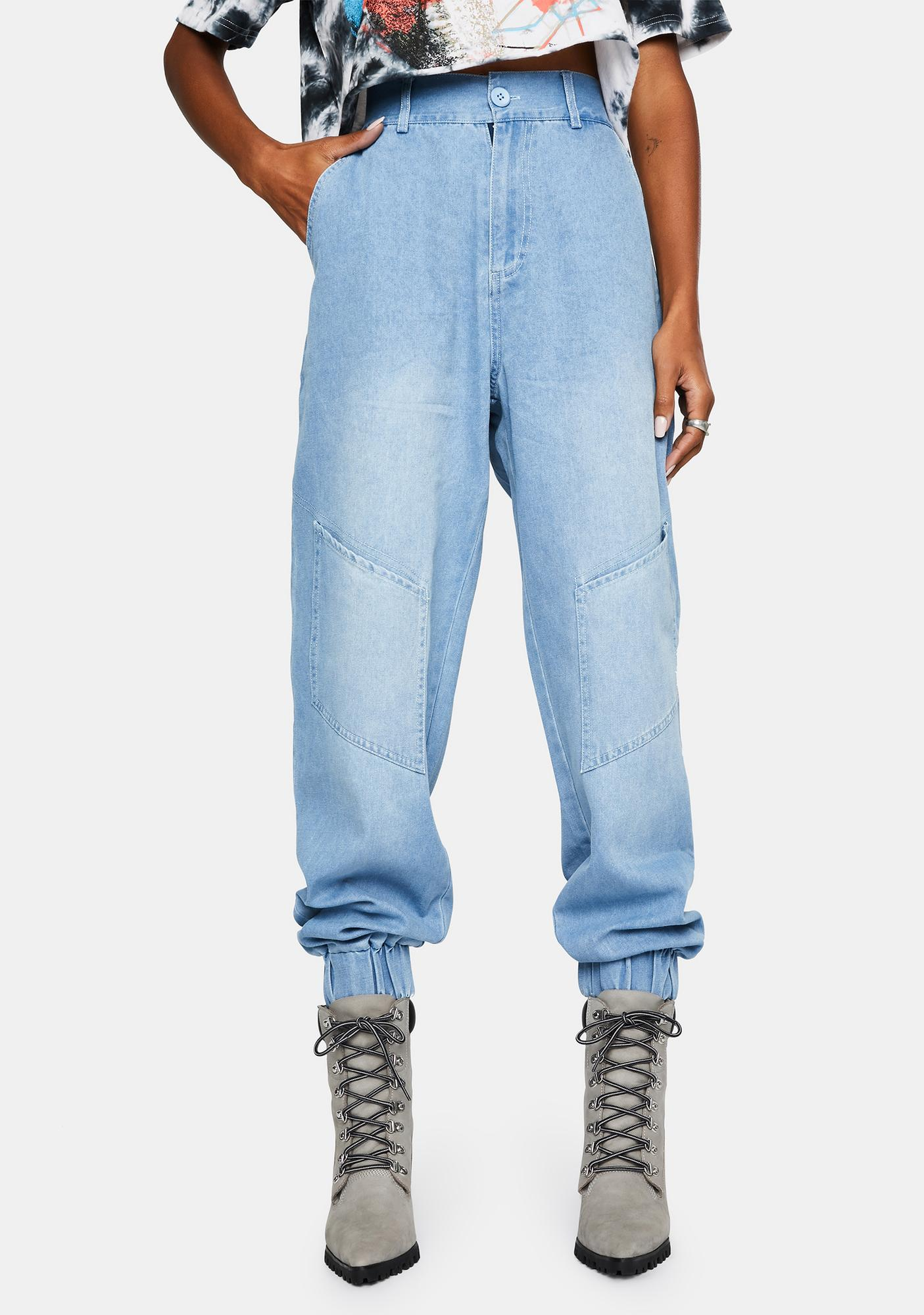 Nana Judy The Matira Denim Pants