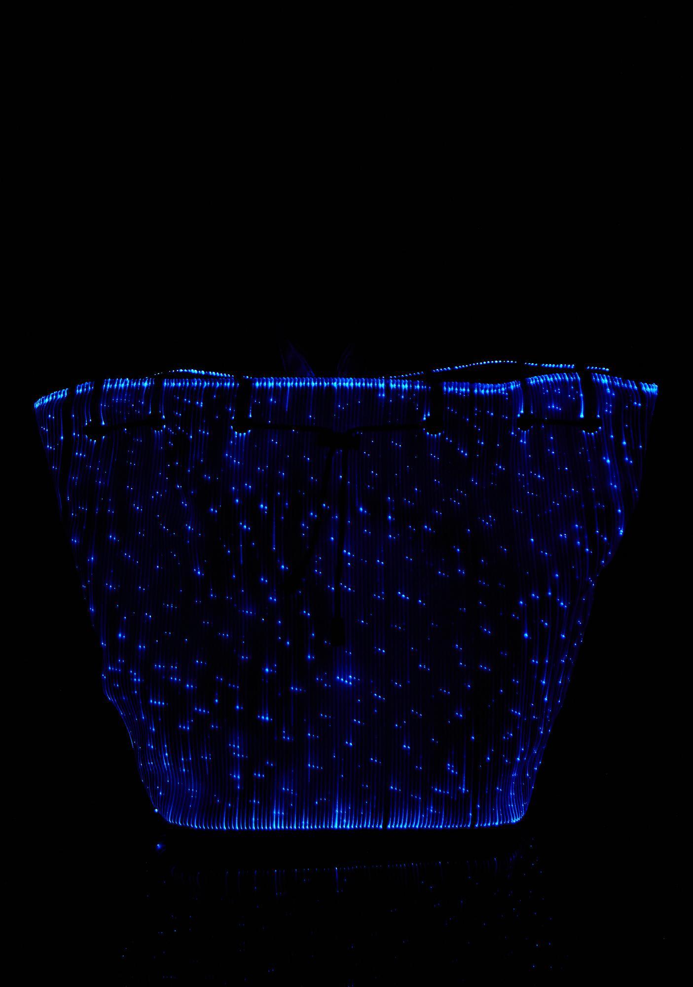 Club Exx Pixel Perfect Fiber Optic Backpack