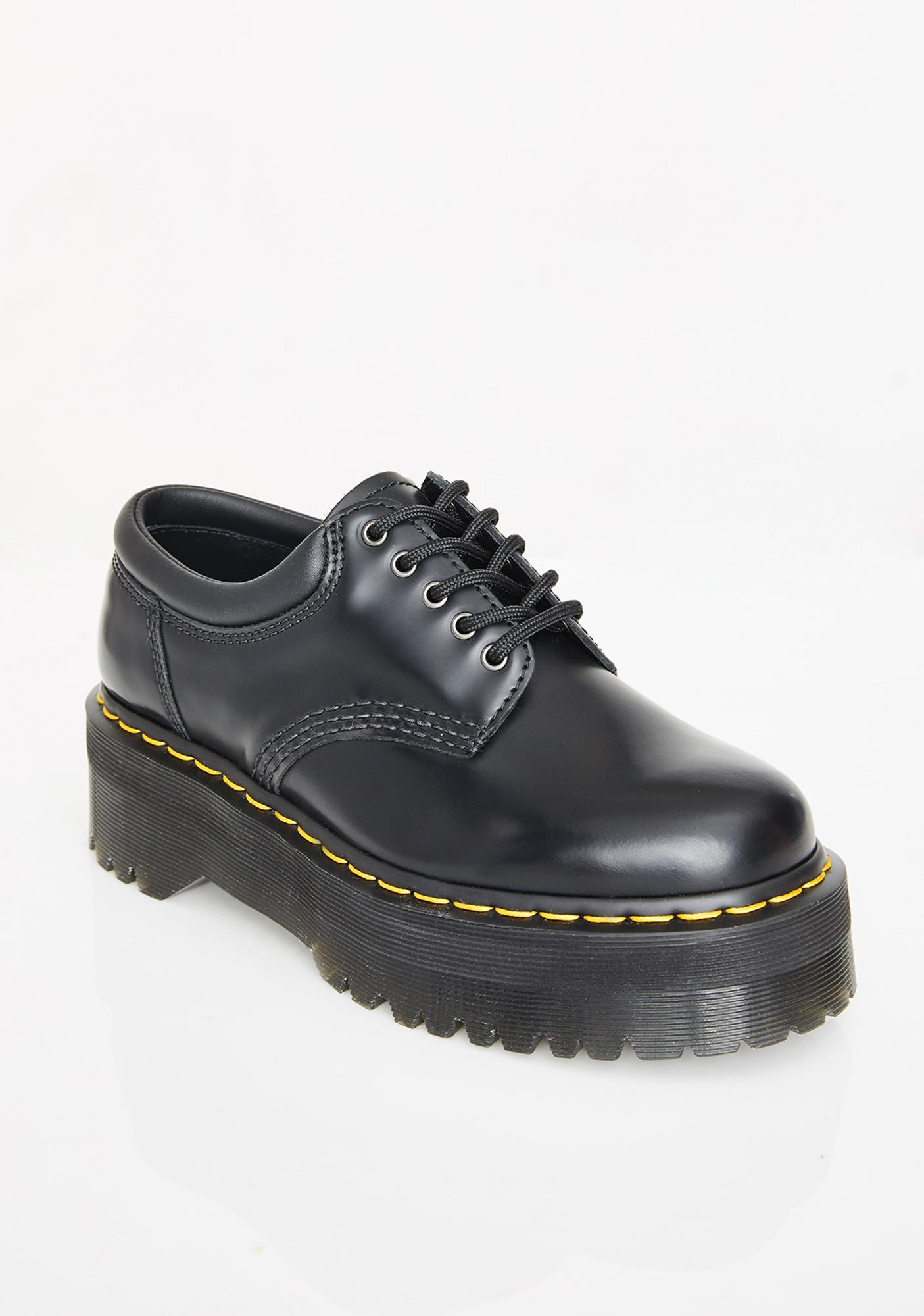 6ca6532ab16 Dr. Martens 8053 Quad Oxfords | Dolls Kill