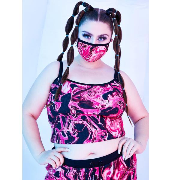 Club Exx Divine Lady Acid Dimension Cami Tank