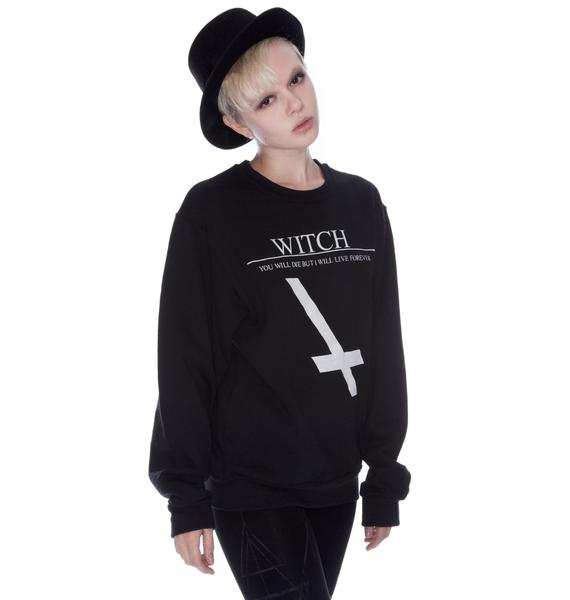 Witch Sweater