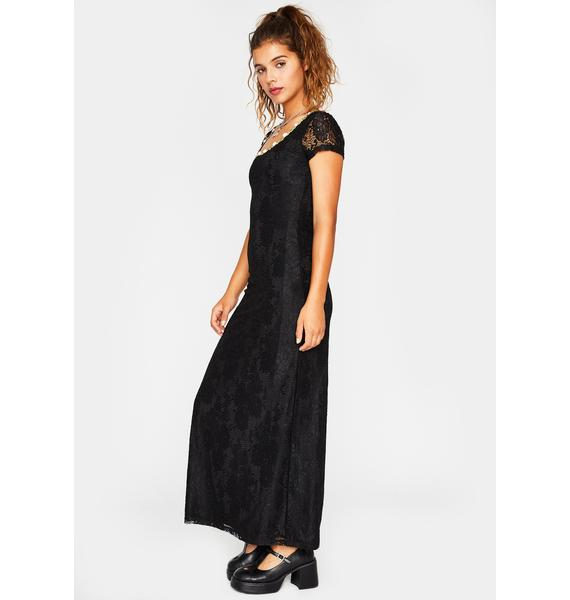dELiA*s by Dolls Kill Everything's Roses Maxi Dress