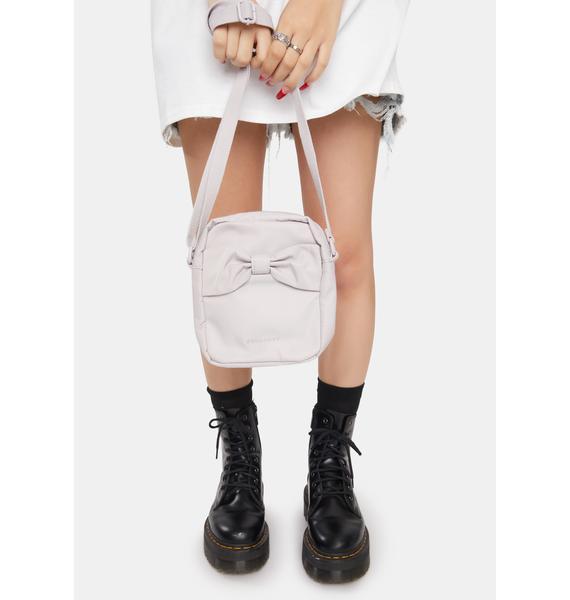 Doughnut Official Powder Purple Ballerina Crossbody Bag