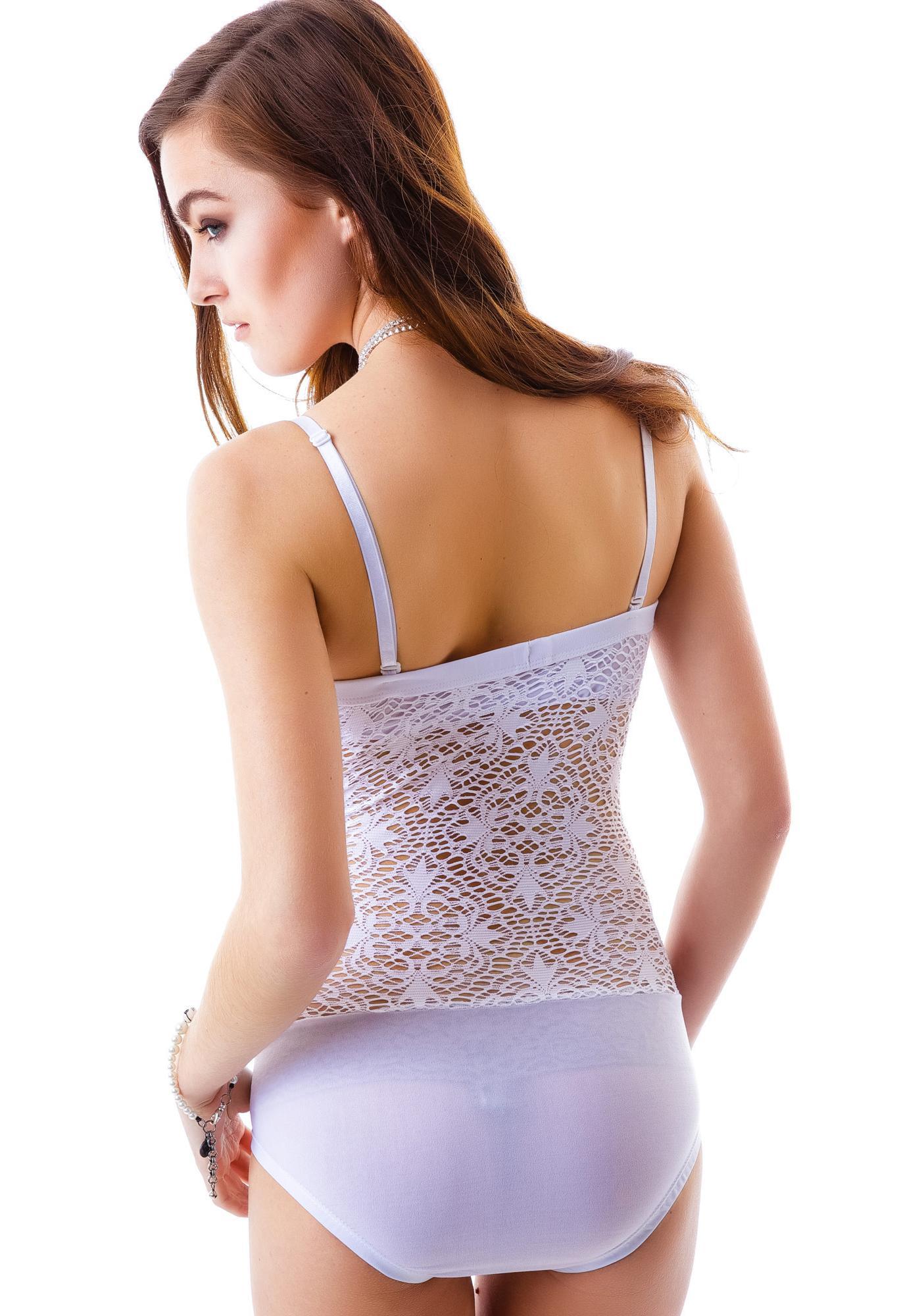 Petal Blooms Lace Bodysuit