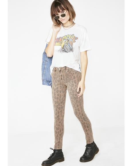 Catwalk Leopard Pants