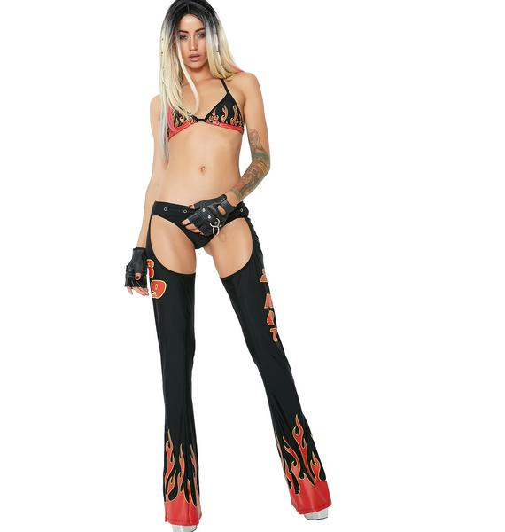 Dolls Kill Dirty Xtina Costume