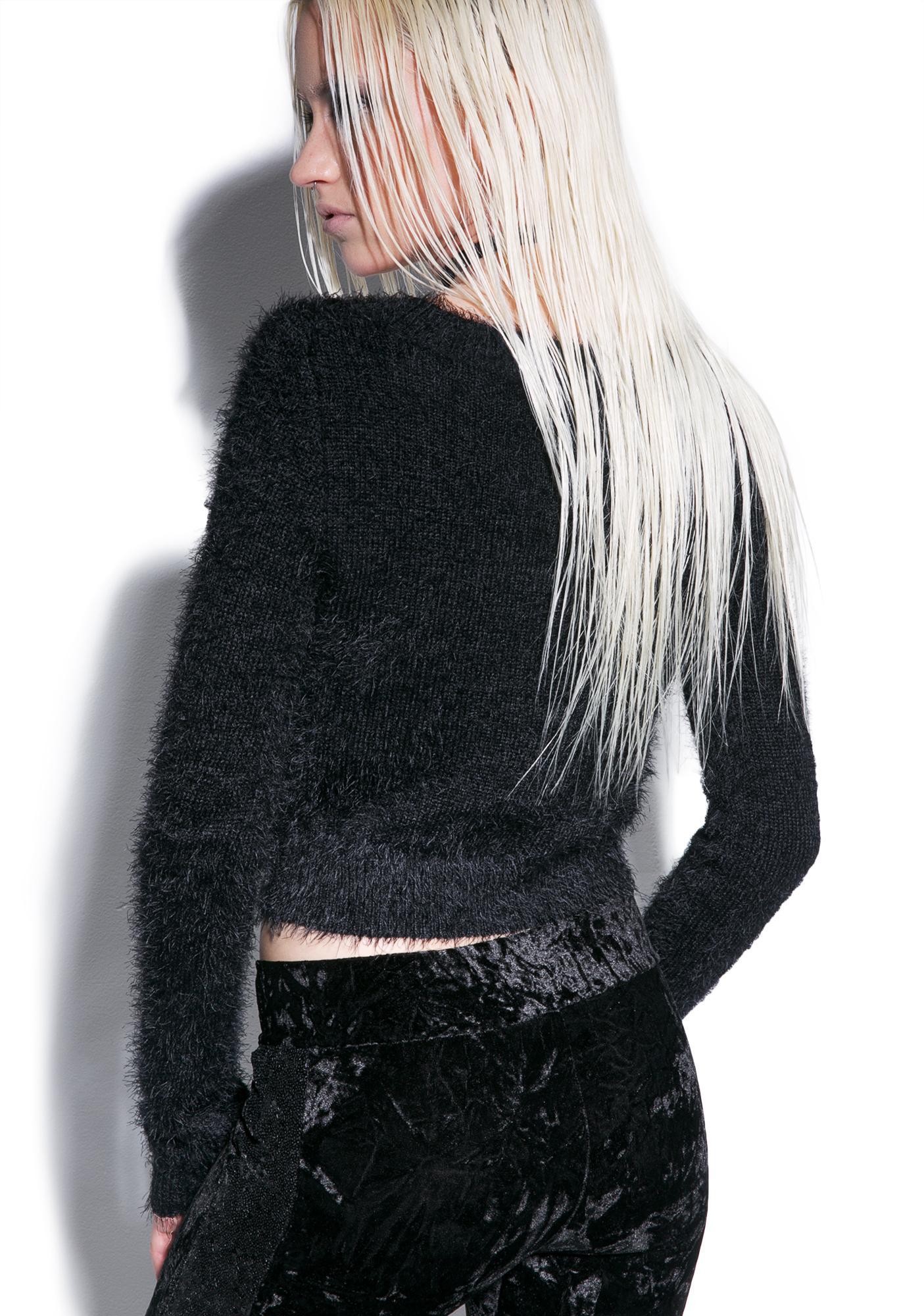 Killstar Dropout Moonchild Sweater