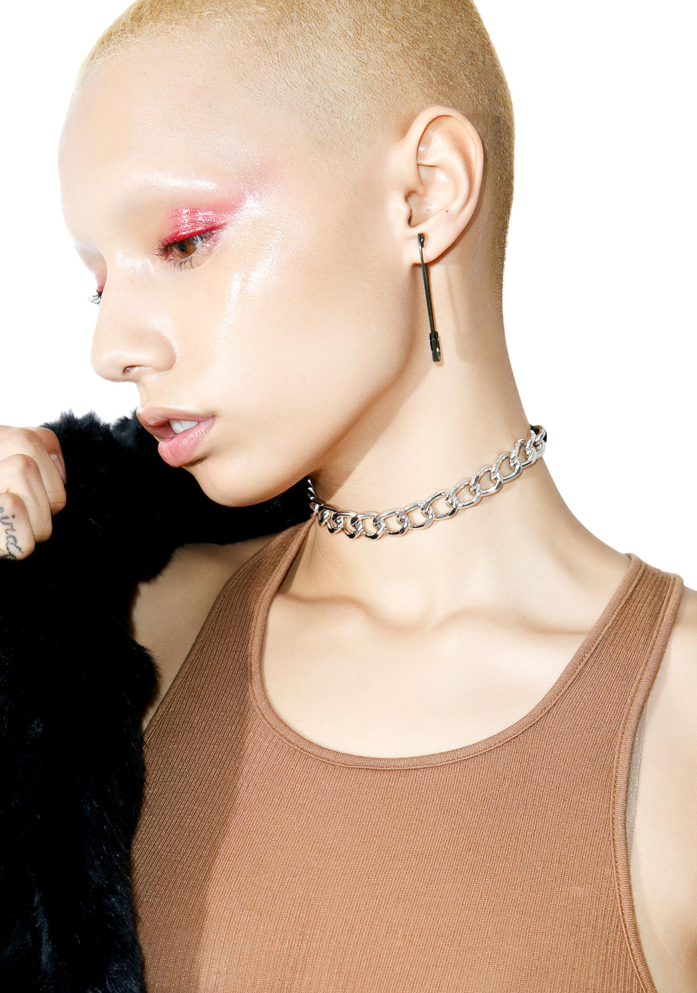 Tough As Nailz Chain Choker