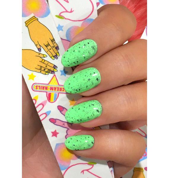 I Scream Nails Speck-tacular Sparkle Nail Polish
