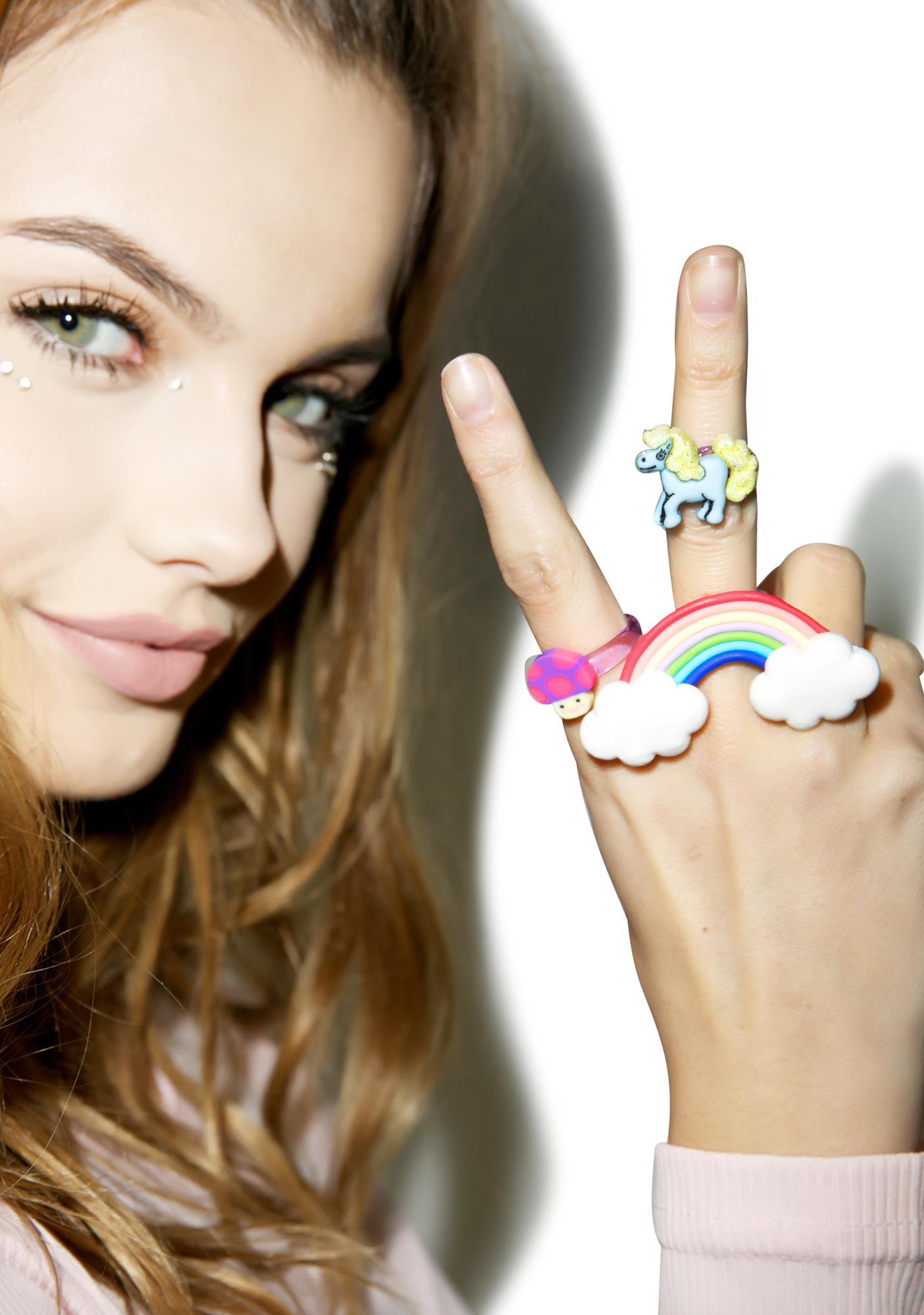 Rad and Refined Full Spectrum Ring