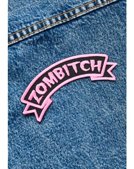 Zombitch Arch Patch