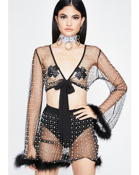 Slayin' Status Sheer Set