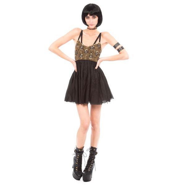 One Teaspoon Goldrush Dress