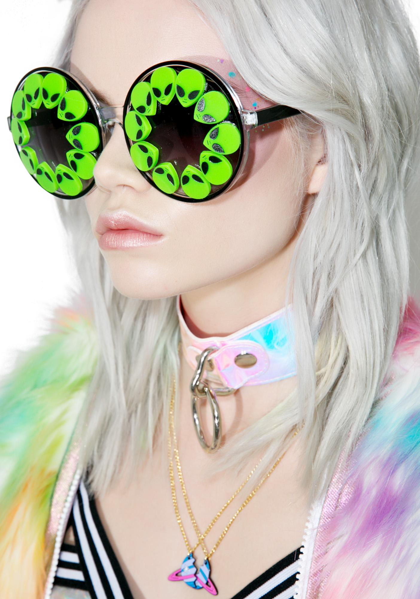 Rad and Refined Eye Believe Sunglasses