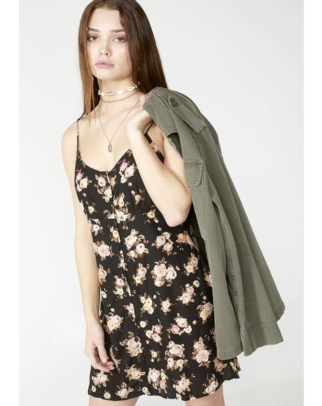 Auvaly Slip Dress