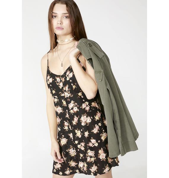 Motel Auvaly Slip Dress