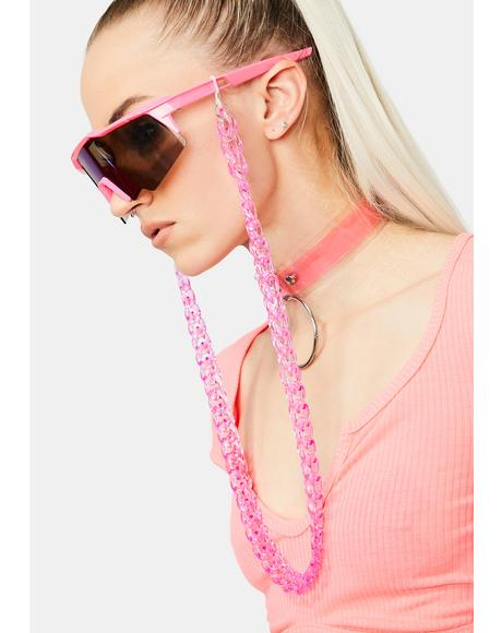 Candy Cascade Sunglasses Chain