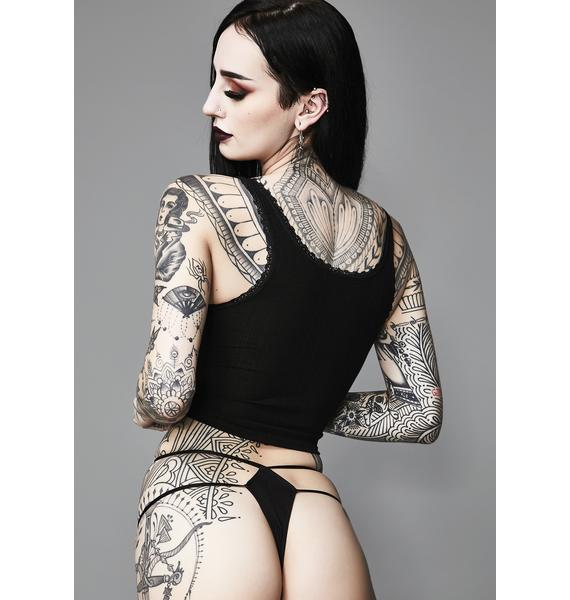 Widow Dark Side Of Aquarius Panty