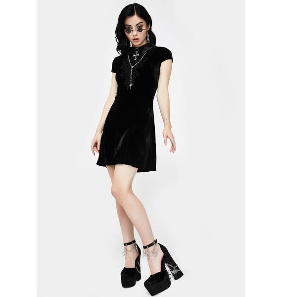 Killstar Mortina Skater Dress