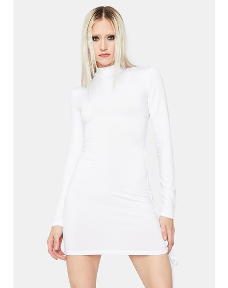 Seeking Guidance Mini Dress