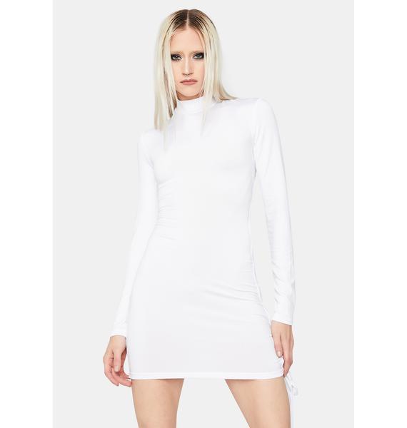 Seeking Guidance Mini Dress