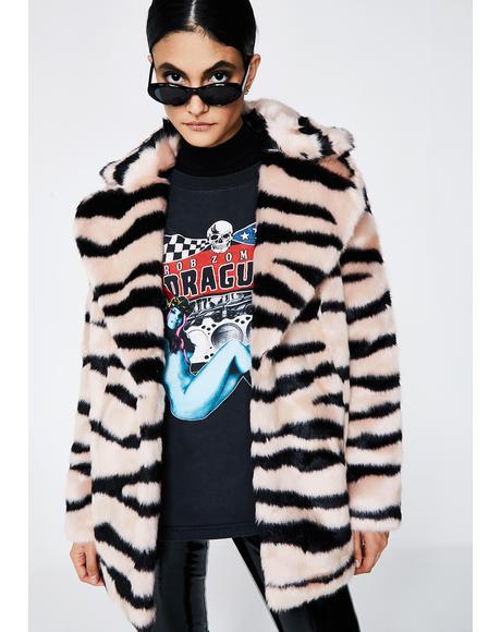 Tiger Heather Coat