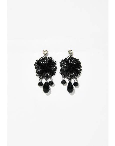 Secret Admirer Drop Earrings