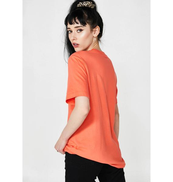 Top Knot Goods Forgive The World Graphic Tee