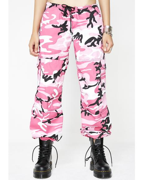 Army Brat Cargo Pants