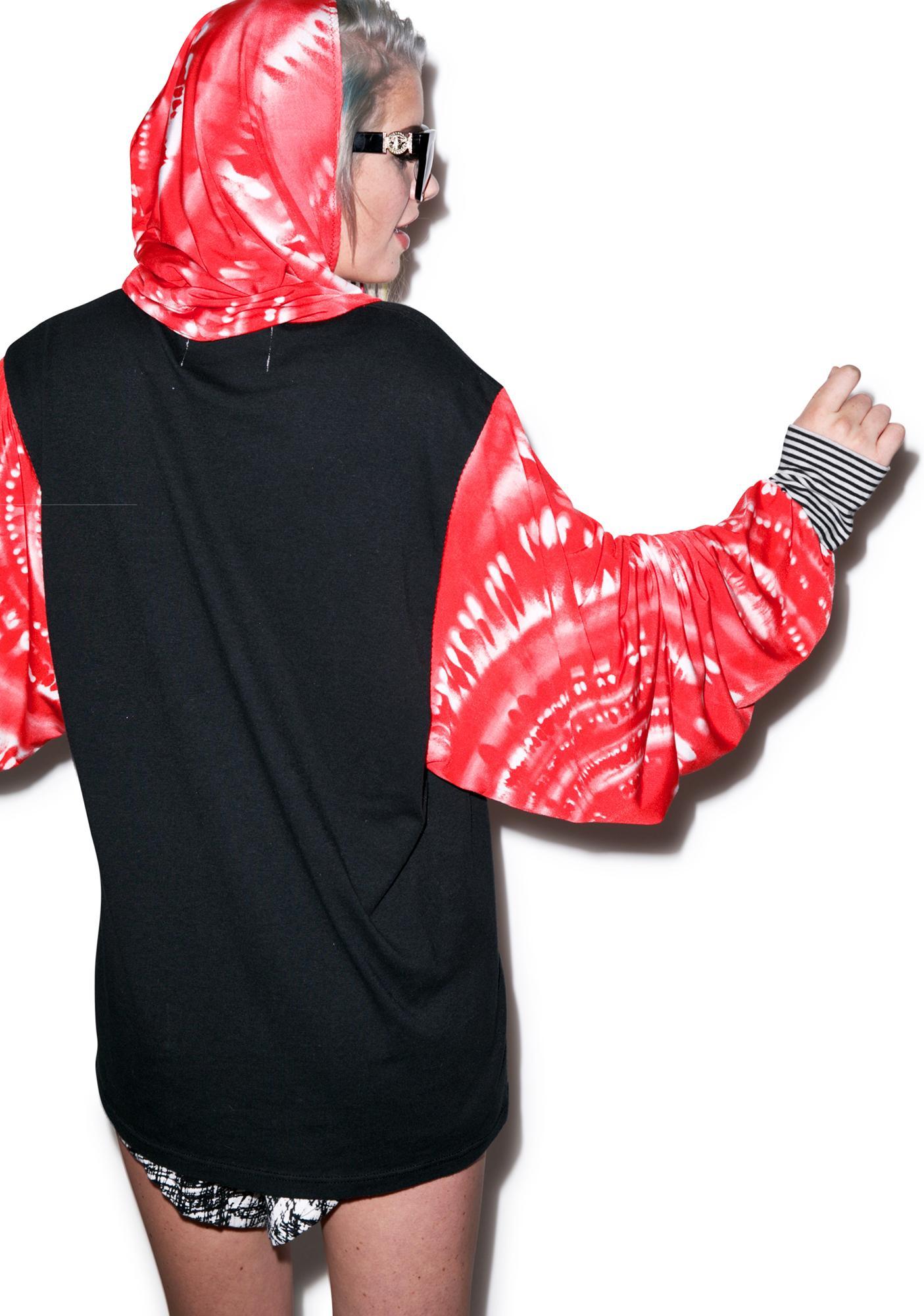 Mamadoux Lucky 7 Hooded Shirt