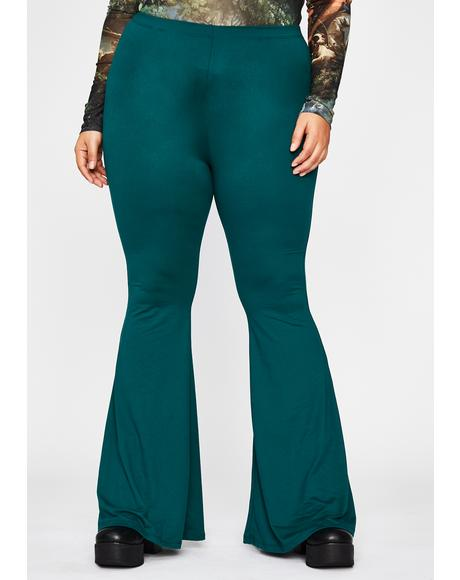 Jade Totally Radical Love Flare Pants