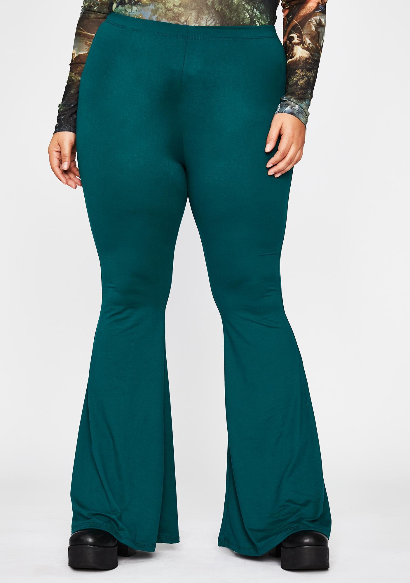 Jade Totally Radical Love Flare Pants