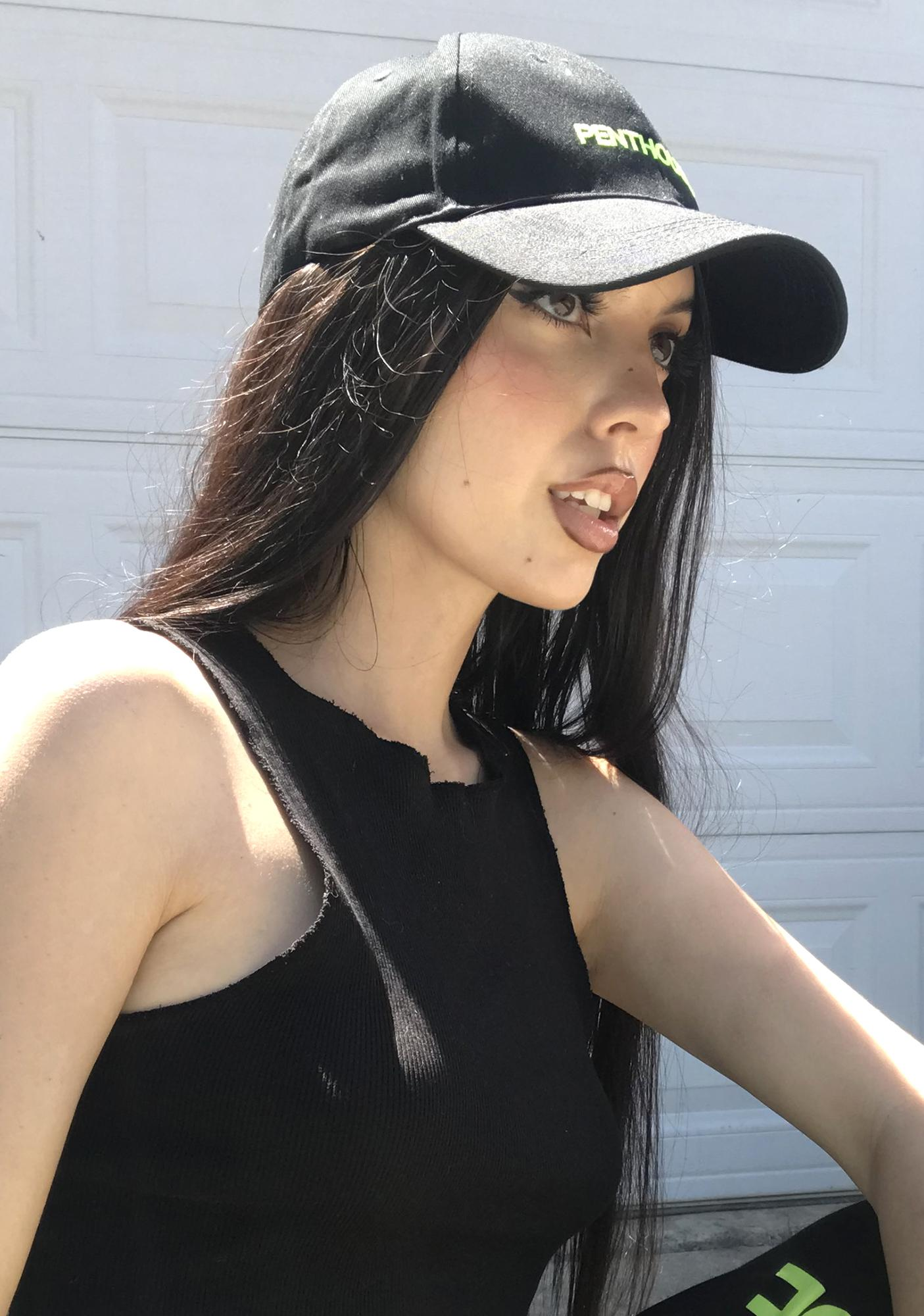 Reason X Penthouse Logo Baseball Hat