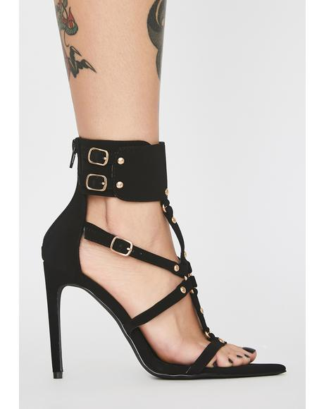 Wicked Craving Lust Stiletto Heels