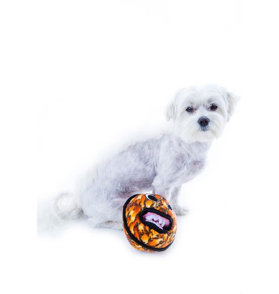 Spitfire Alien Series Ball Dog Toy