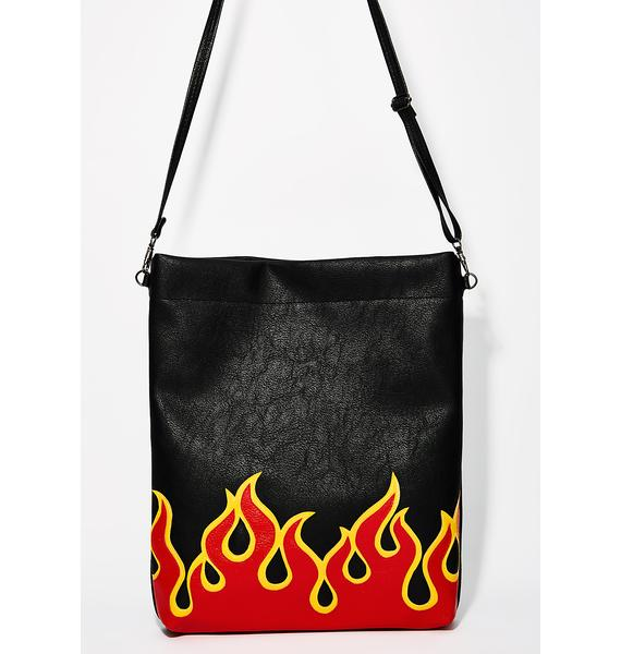 Packing Heat Flame Bag